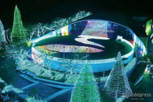 -Giới thiệu địa điểm vui chơi-||- Lung linh với 4 triệu ánh đèn Led ở công viên Yomiuriland – Tokyo.