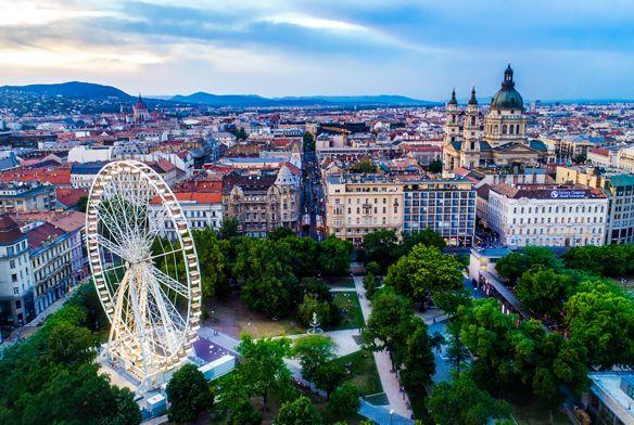 Giới thiệu về đất nước Hungary