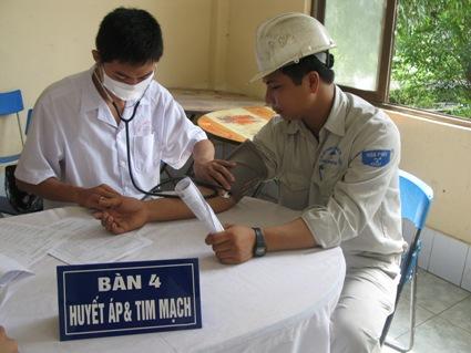 Hồ sơ khám sức khỏe cho thực tập sinh Nhật Bản mới nhất